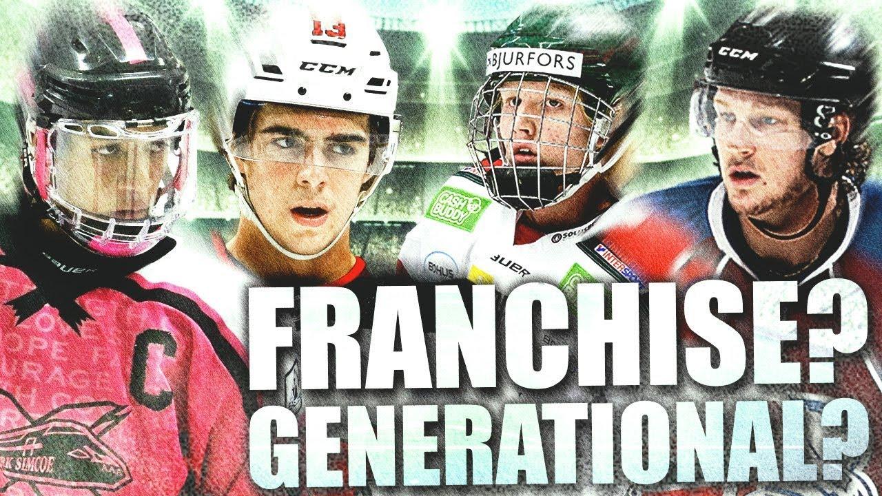 Best Hockey Players 2020 Ranking 2013 2020 NHL Draft Prospects Elite / Franchise