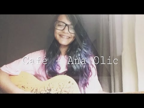 Ana Olic - Café - Cover