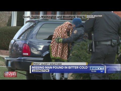 Man found safe in Lexington