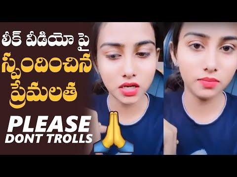 Download Premalatha Chinnu Reacts On Leaked Video | Premalatha Viral Video | TFPC