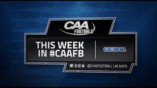 This Week in #CAAFB -- Week 10 | Presented by Geico