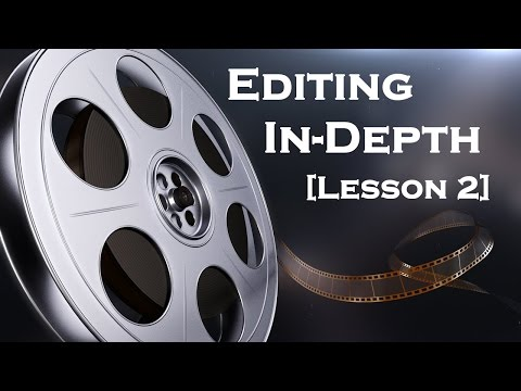 Editing In-Depth, Lesson 2: Organizing Assets