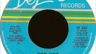 "Kool & The Gang - Too Hot (S. Nolla Edit Mix) ""For Promotional Use Only"""