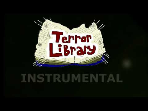 terror library   - instrumental edition