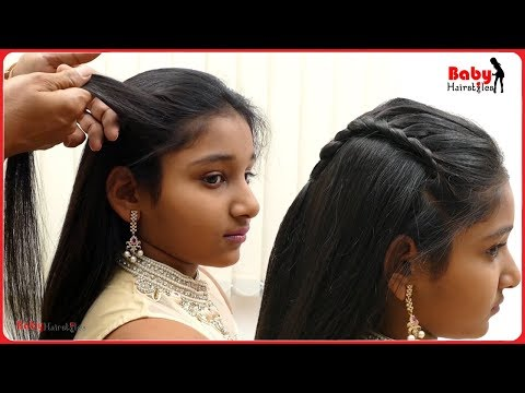 New Hairstyles For Baby Girls | Hairstyle For Kids/Baby girls for ...