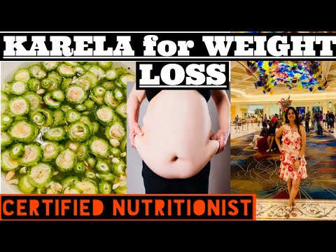 FAT CUTTER KARELA | Lose 10Kgs in 10 days | weight Loss Recipe | Indian Meal Plan | What I Eat
