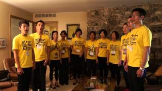 TribTV - A Chinese folk song by Sonor Chamber Choir of Yilan, Taiwan