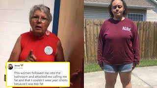 Church Leader Tells Girl She's Too Fat To Wear Shorts