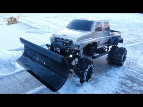 Thumbnail: RC ADVENTURES - OVERKiLL SNOW PLOW!