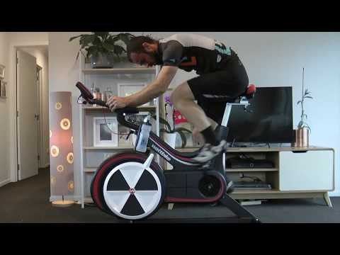 RoadCycling.co.nz meets the Wattbike