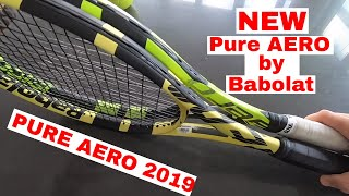 Babolat Pure Aero 2019 - Only a paintjob or there