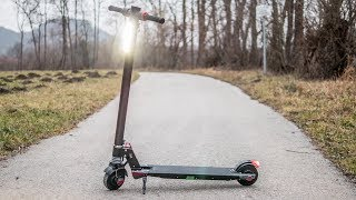 Crownwheel S5 dual motor E-scooter - first impressions & testride