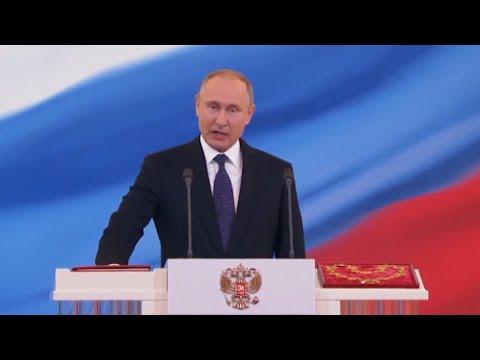 """Putin dice que las relaciones entre Rusia y EEUU """"son cada vez peores"""""""