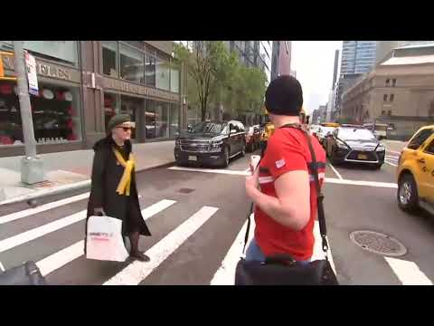 Aaron Schlossberg Running Away With Sonic the Hedgehog Green Hill Zone Theme And Whoosh Sound Effect