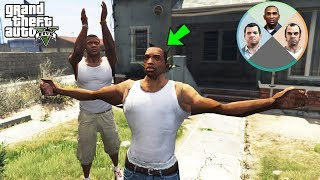 How To Unlock and Play as CJ in GTA 5! (Secret Character)