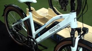 Magnum Electric Bikes | Interbike 2015 | Electric Bike Report