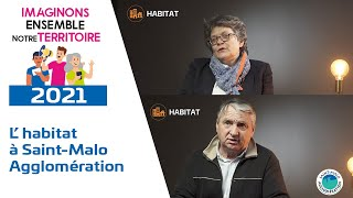 L' habitat à Saint-Malo Agglomération