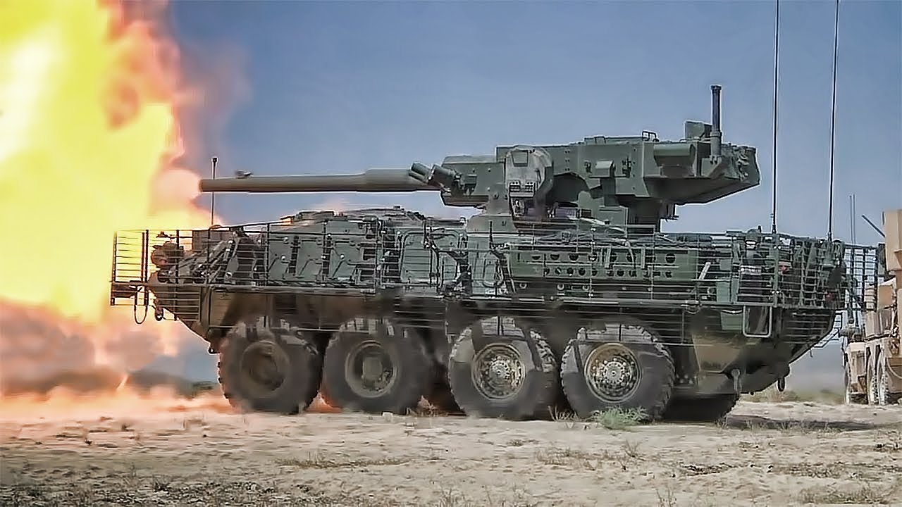 The World's Most Powerful Artillery Weapons Systems