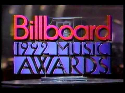 1992 Billboard Music Awards Commercial