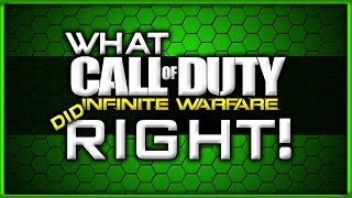 With Infinite Warfare's life cycle coming to a close, it's time to ...