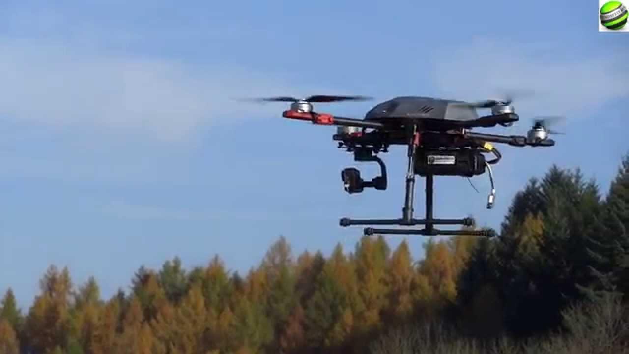 Tarot 650 Sport Folding Carbon Fiber Quadcopter Frame - Aerofly