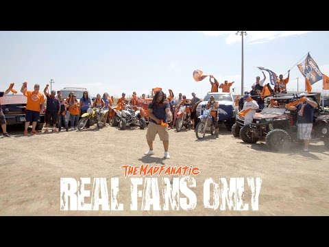 Real Fans Only (Official Music Video)