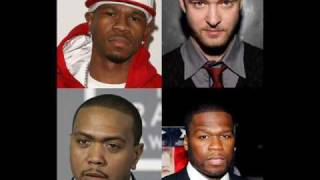 Ayo Technology vs Ridin Dirty - 50cent, Justin Timberlake, Timbaland ft Chamillionaire [REMIX]