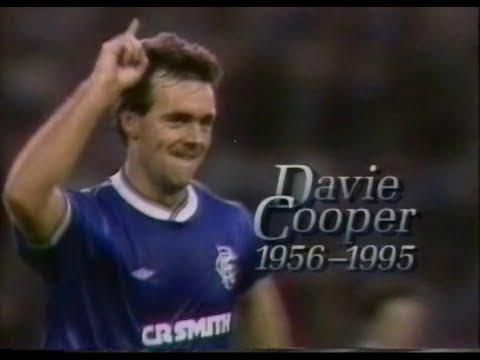 DAVIE COOPER TRIBUTE: 23 Years ago Today, Scottish Football Lost a Legend.....