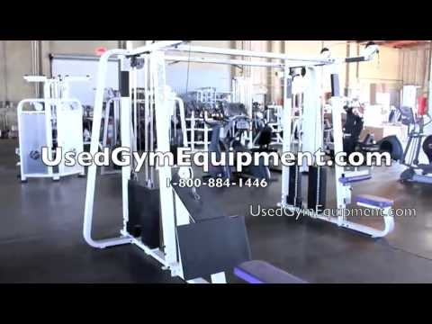 Used Precor Icarian 4 Stack Multi Gym For Sale