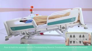 CHRYSALIS HOSPITAL BED BY GODREJ INTERIO