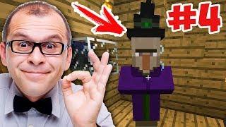 ВЫЖИВАНИЕ С ПАПОЙ В МАЙНКРАФТЕ Ведьма и Морской Зомби Против Папы Minecraft