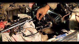 Как достать предмет из цилиндра двигателя не разбирая его?