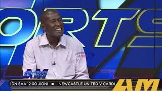 SPORTS AM  19/01/2019: Kutana na Idd Suleman Kibode, mchezaji wa zamani wa Simba