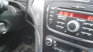 Глухой стук (будто по пустой бутылке) при повороте руля Mondeo IV