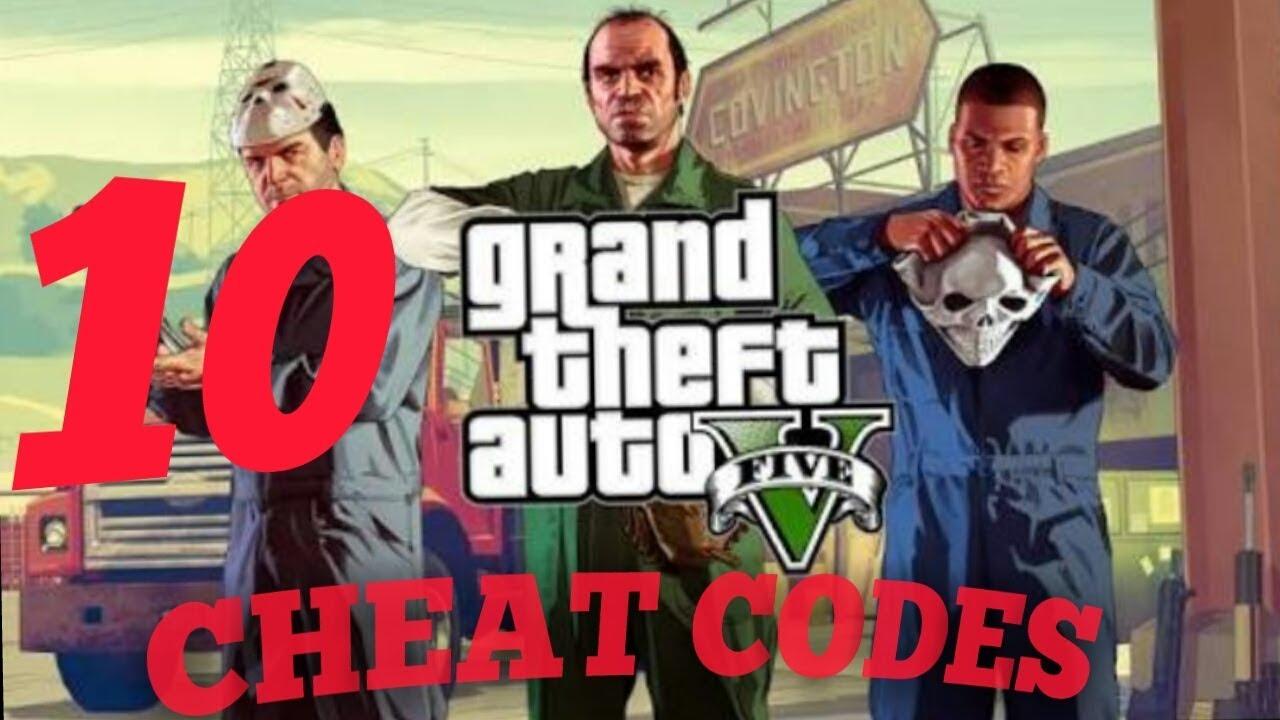 Most Popular Cheat Code