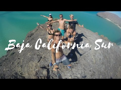 ROAD TRIP IN BAJA CALIFORNIA SUR - TRAVELS IN MEXICO