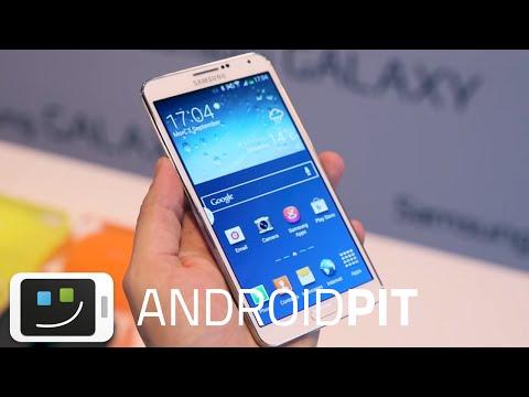 Samsung Galaxy Note 3 - Test en français