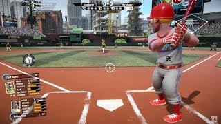 Super Mega Baseball 2 - PS4 Gameplay (1080p60fps)