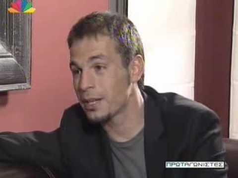 O Demis Nikolaidis sto Star to 2004 Part 4/5