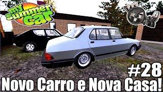 My Summer Car - Novo Carro e Nova Casa!! #28 (G27 mod)