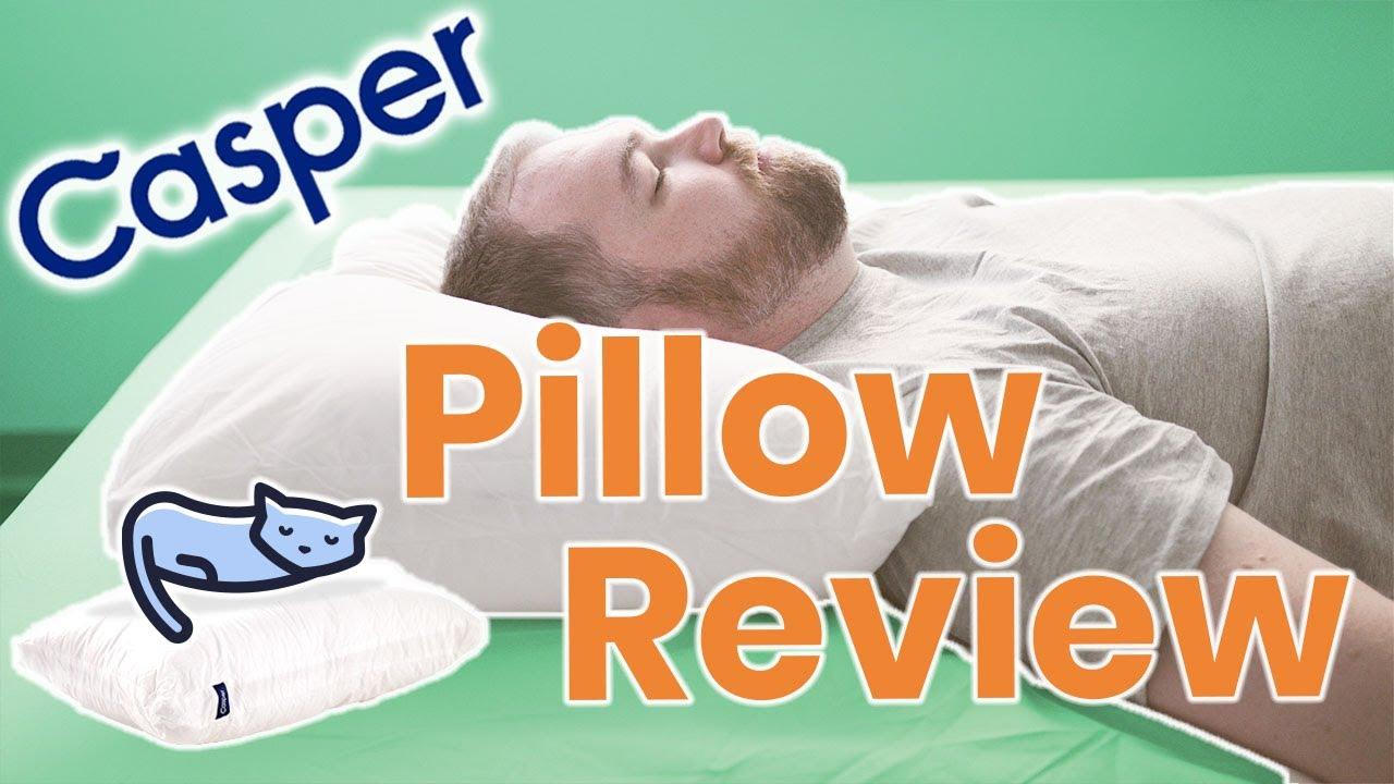 casper pillow review 2021 tuck sleep