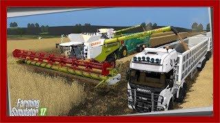 Walka z 128 Hektarami Pola *ŻNIWA* S10E9 | Farming Simulator 17