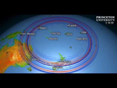Magnitude 5.8 Quake, SOUTHEAST OF LOYALTY ISLANDS