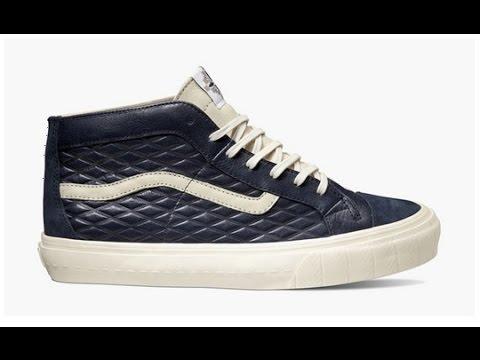 02498de330 Shoe Review  Vans Vault x Taka Hayashi (Total Eclipse) Sk8 Mid Skool ...