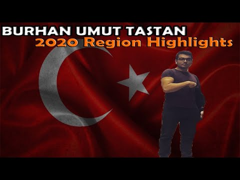 Burhan Umut Tastan 2020 Arm Wrestling Region Highlights + Training