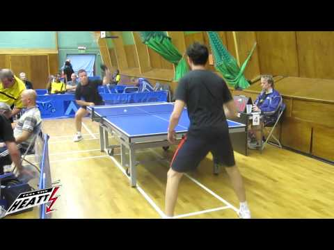 HEATT Hardbat No.9 - Ashley Stokes Vs Chris Bartram (Semi Final)
