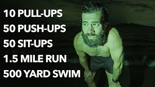 The US Navy Seals Fitness Test Without Any Practice