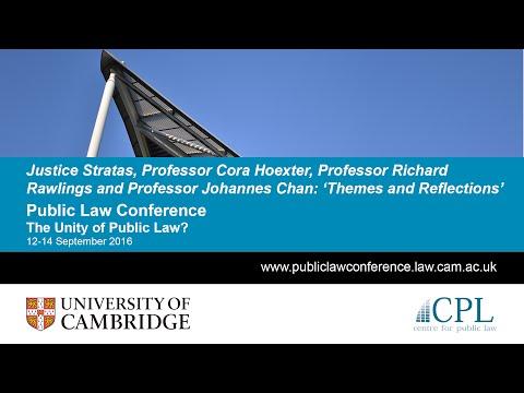 Stratas, Hoexter, Rawlings & Chan: Themes and Reflections