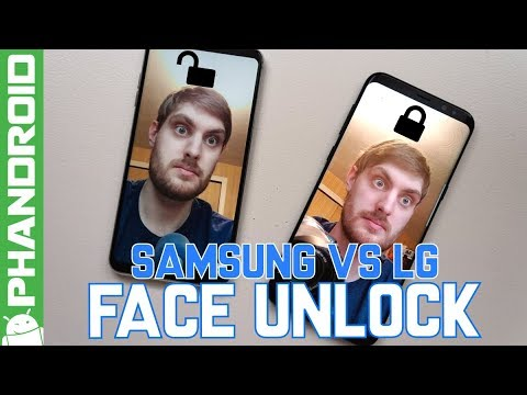 Download Youtube: Face Unlock: Samsung vs LG
