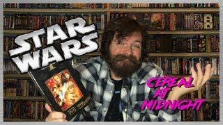 My Huge, Crazy Star Wars Movie Collection (Blu-ray, DVD, VHS and Video Disc?!)